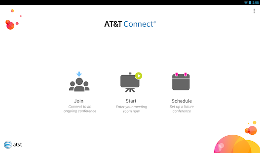 AT&T Connect- screenshot thumbnail