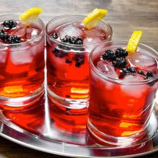 Blackberry Gin.