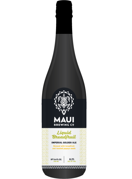 Logo of Maui Brewing Co. Liquid Breadfruit