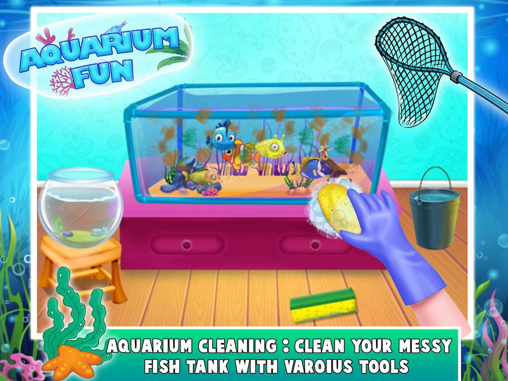 kids aquarium dream fish tank android apps on google play
