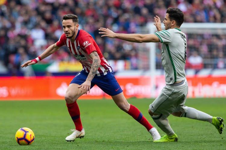 """Saul Niguez (Atlético Madrid) s'interroge  : """"C'est un peu bizarre ce que j'ai vu en Bundesliga"""""""
