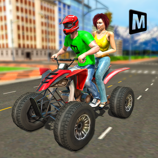ATV Taxi Sim 20  file APK for Gaming PC/PS3/PS4 Smart TV