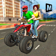 Game ATV Taxi Sim 2018 APK for Windows Phone