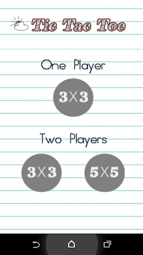 Tic Tac Toe RETRO Free screenshot 2