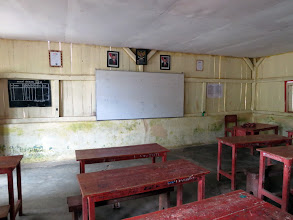 Photo: Kampung Komodo Village - school