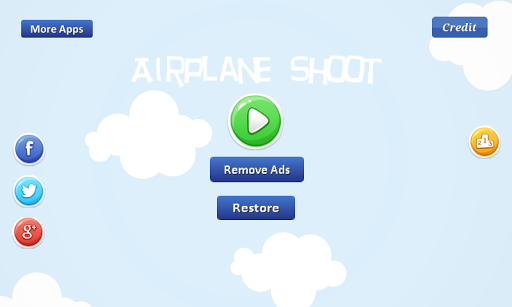 Airplane Shoot - many possible