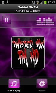 Twisted Mix FM- screenshot thumbnail