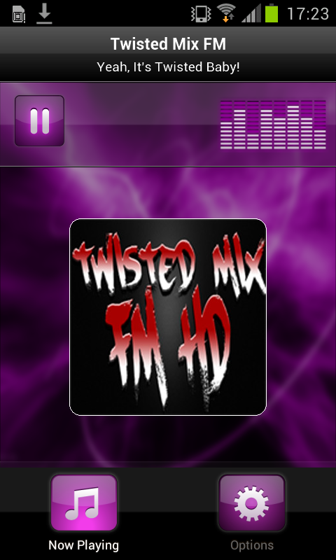Twisted Mix FM- screenshot