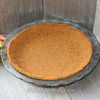 Gingersnap Pie Crust Recipe