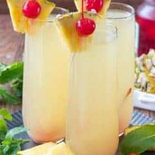 Hawaiian Mimosas.