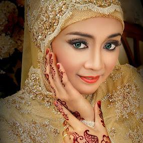 by Dian Susanti - Wedding Bride