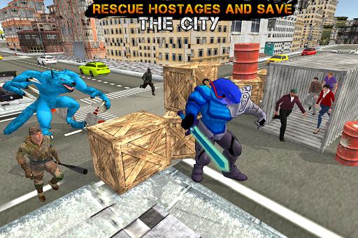 Requin humain: le nouveau héros monte  captures d'écran 6