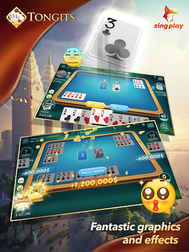 Tongits ZingPlay - Top 1 Free Card Game Online filehippodl screenshot 7
