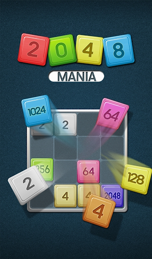 2048 Mania - screenshot
