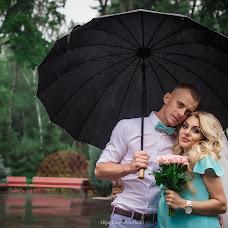 Wedding photographer Olya Lesovaya (Lesovaya). Photo of 08.08.2016