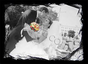 Photo: Подарок на годовщину свадьбы: камень со свадебной фотографией