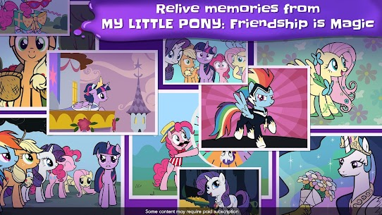 My Little Pony Color By Magic MOD APK [VIP Enabled, Unlimited Apples] 7