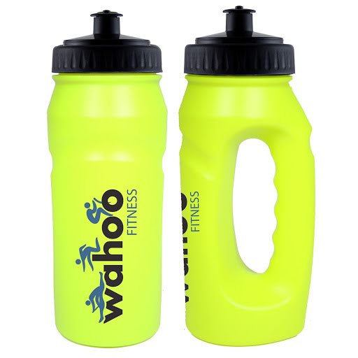 Glow In The Dark Jogger Water Bottle