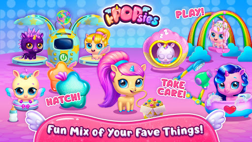Kpopsies - Hatch Your Unicorn Idol 1.0.12 screenshots 1
