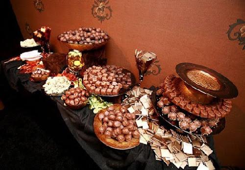 Photo Chocolate Room