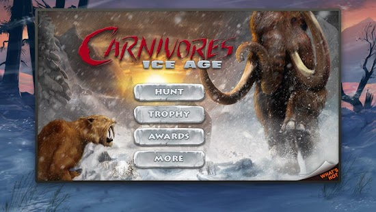 Carnivores: Ice Age Screenshot 1