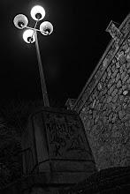 Photo: Trovada poètica - Parc d'Hernani, al barri d'Antziola, tot esperant localitzar el Washington dos anys després.