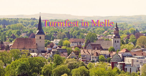 Turmfest in Melle