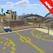 Map GTA San Andreas for Minecraft PE