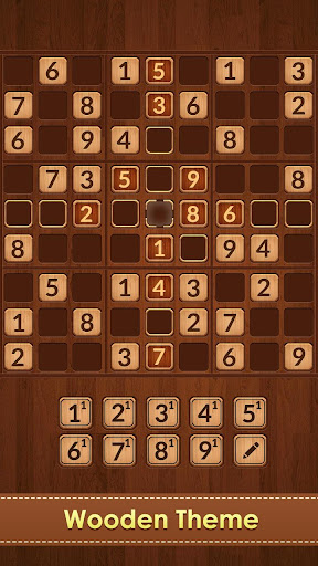 Sudoku Numbers Puzzle  screenshots 7