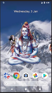Download 4d Shiva Live Wallpaper Apk Latest Version App For Android