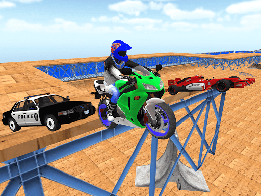 motorcycle infinity driving simulation extreme apkmr screenshots 3