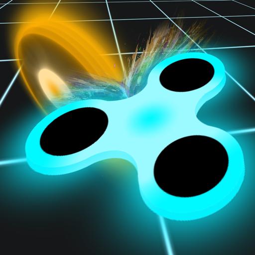 Fisp.io Spins Master of Fidget Spinner Icon