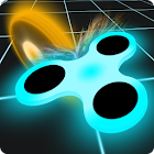Fisp.io Spins Master of Fidget Spinner icon