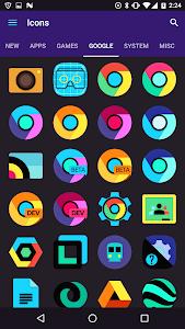 Atomic Icon Pack BETA v0.3