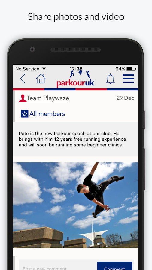 Parkour UK- screenshot