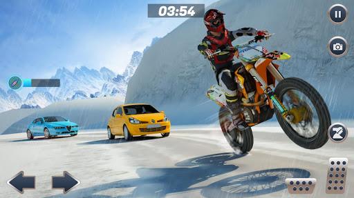 Mountain Bike Snow Moto Racing 2.1 Screenshots 2