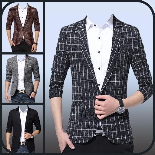 Casual Men Photo Suit