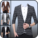 Casual Men Photo Suit