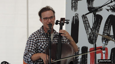 Photo: Ben Sollee is an exceptional songwriter and cellist.