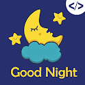 Short Bedtime Stories - Free icon