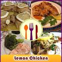 Lemon Chicken Recipes icon