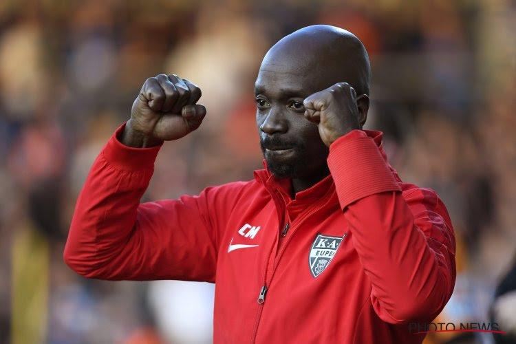 Grote ambitie of grootheidswaanzin? Eupen-trainer Makélélé vergelijkt zichzelf met één van de beste trainers ter wereld