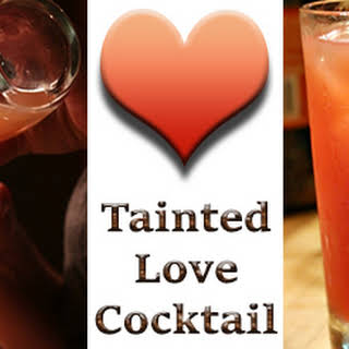 Tainted Love Cocktail.