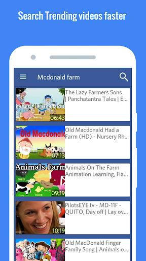 KidVid - Kids YouTube Videos 9.0 screenshots 4