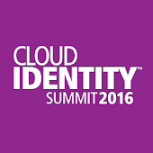 Cloud Identity Summit 2016