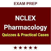 NCLEX Pharmacology Flashcards 2018