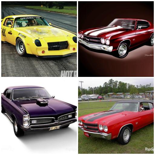 70s Car Quiz (game)
