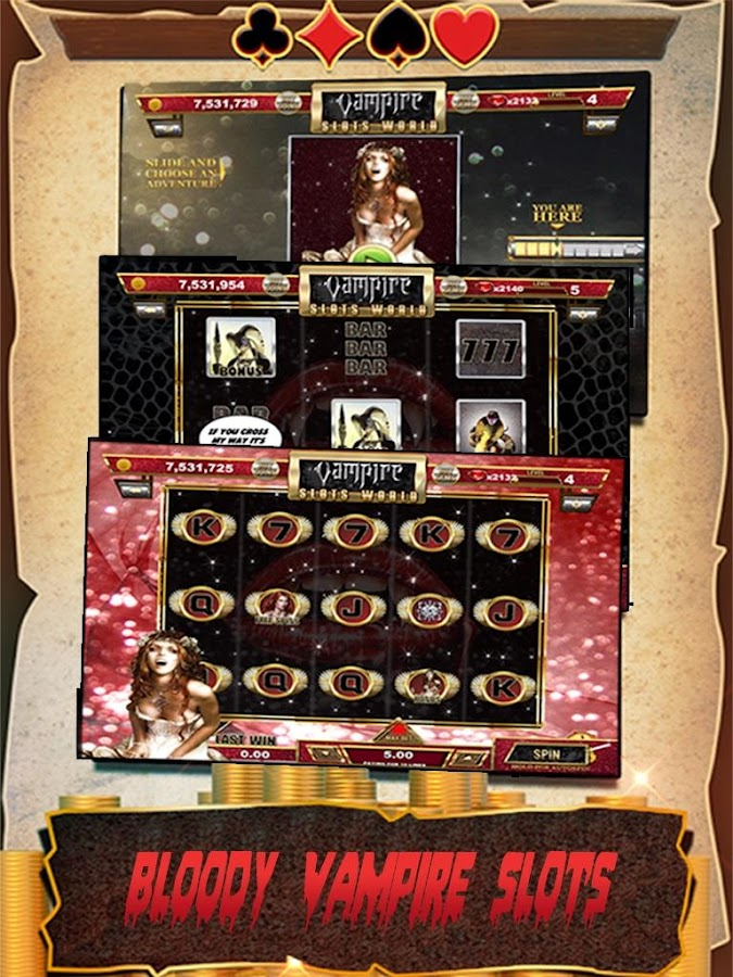 free online bonus slots for fun dracula spiele