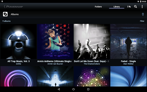 Poweramp Music Player (Trial) 2.0.10-build-588-play screenshots 13