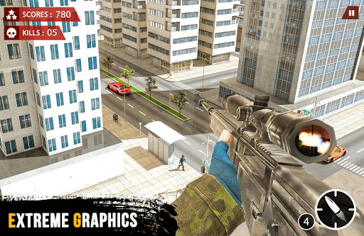 Sniper Shooting: Mission Target 3D Game apktram screenshots 7